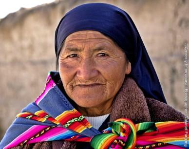 MELCHORA SURCORIMACHI de Alto Huancané - edited